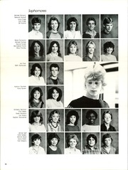 Page 90, 1985 Edition, Allentown High School - Manitou (Allentown, NJ) online yearbook collection