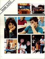 Page 10, 1986 Edition, Allentown High School - Manitou (Allentown, NJ) online yearbook collection