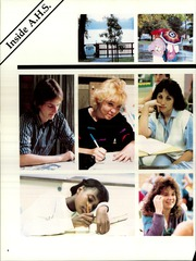 Page 12, 1986 Edition, Allentown High School - Manitou (Allentown, NJ) online yearbook collection