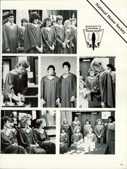Allentown High School - Manitou (Allentown, NJ) online yearbook collection, 1986 Edition, Page 129