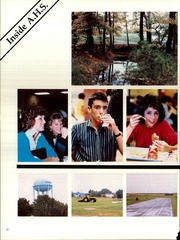 Page 14, 1986 Edition, Allentown High School - Manitou (Allentown, NJ) online yearbook collection