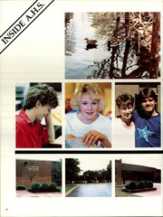 Allentown High School - Manitou (Allentown, NJ) online yearbook collection, 1986 Edition, Page 18