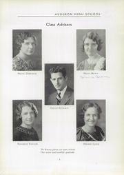 Page 11, 1935 Edition, Audubon High School - Le Souvenir Yearbook (Audubon, NJ) online yearbook collection