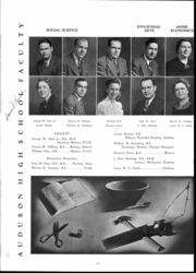 Page 15, 1941 Edition, Audubon High School - Le Souvenir Yearbook (Audubon, NJ) online yearbook collection