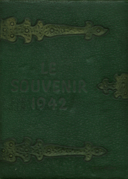 1942 Edition, Audubon High School - Le Souvenir Yearbook (Audubon, NJ)