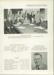 Page 11, 1949 Edition, Audubon High School - Le Souvenir Yearbook (Audubon, NJ) online yearbook collection