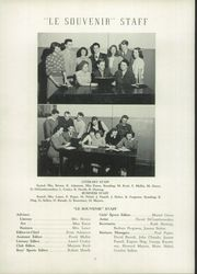 Page 16, 1949 Edition, Audubon High School - Le Souvenir Yearbook (Audubon, NJ) online yearbook collection