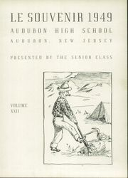 Page 7, 1949 Edition, Audubon High School - Le Souvenir Yearbook (Audubon, NJ) online yearbook collection