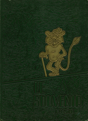 1950 Edition, Audubon High School - Le Souvenir Yearbook (Audubon, NJ)