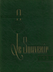 1951 Edition, Audubon High School - Le Souvenir Yearbook (Audubon, NJ)