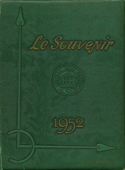 1952 Edition, Audubon High School - Le Souvenir Yearbook (Audubon, NJ)