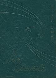 1956 Edition, Audubon High School - Le Souvenir Yearbook (Audubon, NJ)