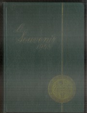 1968 Edition, Audubon High School - Le Souvenir Yearbook (Audubon, NJ)