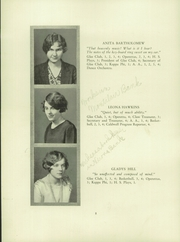 Page 10, 1928 Edition, Verona High School - Shadows Yearbook (Verona, NJ) online yearbook collection