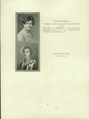 Page 16, 1928 Edition, Verona High School - Shadows Yearbook (Verona, NJ) online yearbook collection
