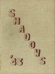 1943 Edition, Verona High School - Shadows Yearbook (Verona, NJ)