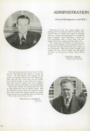 Page 10, 1945 Edition, Verona High School - Shadows Yearbook (Verona, NJ) online yearbook collection