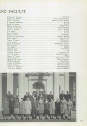 Page 11, 1945 Edition, Verona High School - Shadows Yearbook (Verona, NJ) online yearbook collection