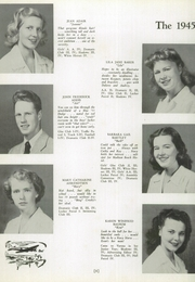 Page 12, 1945 Edition, Verona High School - Shadows Yearbook (Verona, NJ) online yearbook collection