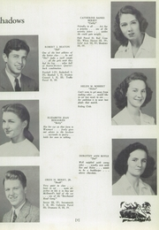 Page 13, 1945 Edition, Verona High School - Shadows Yearbook (Verona, NJ) online yearbook collection