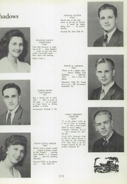 Page 15, 1945 Edition, Verona High School - Shadows Yearbook (Verona, NJ) online yearbook collection