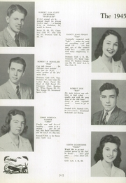 Page 16, 1945 Edition, Verona High School - Shadows Yearbook (Verona, NJ) online yearbook collection