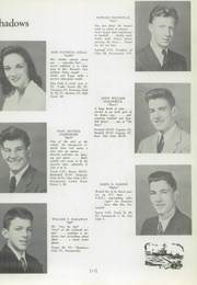 Page 17, 1945 Edition, Verona High School - Shadows Yearbook (Verona, NJ) online yearbook collection