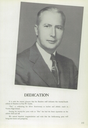 Page 9, 1945 Edition, Verona High School - Shadows Yearbook (Verona, NJ) online yearbook collection