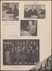 Page 11, 1949 Edition, Irvington High School - Morrellian Yearbook (Irvington, NJ) online yearbook collection