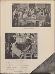 Page 15, 1949 Edition, Irvington High School - Morrellian Yearbook (Irvington, NJ) online yearbook collection