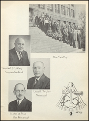 Page 13, 1951 Edition, Irvington High School - Morrellian Yearbook (Irvington, NJ) online yearbook collection