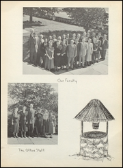Page 15, 1951 Edition, Irvington High School - Morrellian Yearbook (Irvington, NJ) online yearbook collection
