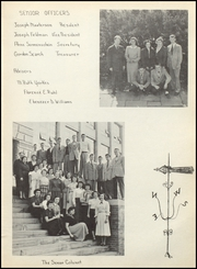 Page 17, 1951 Edition, Irvington High School - Morrellian Yearbook (Irvington, NJ) online yearbook collection