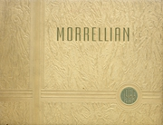 1955 Edition, Irvington High School - Morrellian Yearbook (Irvington, NJ)