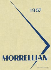 1957 Edition, Irvington High School - Morrellian Yearbook (Irvington, NJ)