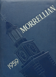 1959 Edition, Irvington High School - Morrellian Yearbook (Irvington, NJ)