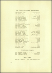 Page 14, 1934 Edition, Leonia High School - Lore Yearbook (Leonia, NJ) online yearbook collection