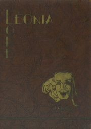 Page 1, 1936 Edition, Leonia High School - Lore Yearbook (Leonia, NJ) online yearbook collection