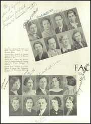 Page 14, 1938 Edition, Leonia High School - Lore Yearbook (Leonia, NJ) online yearbook collection