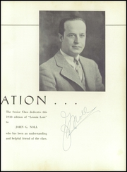 Page 9, 1938 Edition, Leonia High School - Lore Yearbook (Leonia, NJ) online yearbook collection