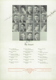 Page 14, 1935 Edition, Haddonfield Memorial High School - Shield Yearbook (Haddonfield, NJ) online yearbook collection