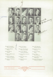 Page 15, 1935 Edition, Haddonfield Memorial High School - Shield Yearbook (Haddonfield, NJ) online yearbook collection