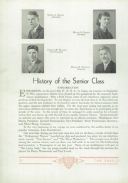 Page 16, 1935 Edition, Haddonfield Memorial High School - Shield Yearbook (Haddonfield, NJ) online yearbook collection