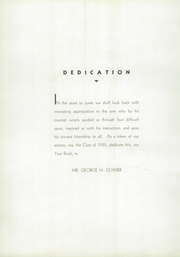 Page 8, 1935 Edition, Haddonfield Memorial High School - Shield Yearbook (Haddonfield, NJ) online yearbook collection