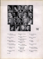 Page 12, 1937 Edition, Haddonfield Memorial High School - Shield Yearbook (Haddonfield, NJ) online yearbook collection