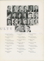 Page 11, 1939 Edition, Haddonfield Memorial High School - Shield Yearbook (Haddonfield, NJ) online yearbook collection