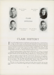 Page 14, 1939 Edition, Haddonfield Memorial High School - Shield Yearbook (Haddonfield, NJ) online yearbook collection