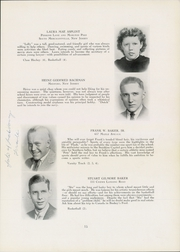 Page 17, 1939 Edition, Haddonfield Memorial High School - Shield Yearbook (Haddonfield, NJ) online yearbook collection