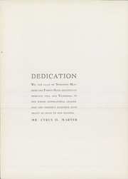 Page 6, 1939 Edition, Haddonfield Memorial High School - Shield Yearbook (Haddonfield, NJ) online yearbook collection