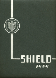 1959 Edition, Haddonfield Memorial High School - Shield Yearbook (Haddonfield, NJ)